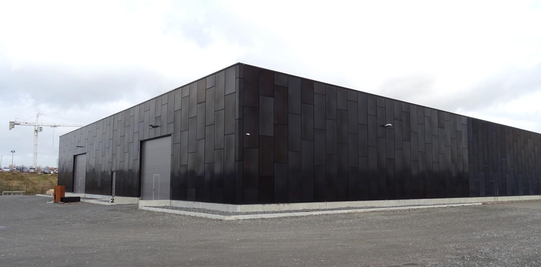 Hall industriel <br/> Thimister