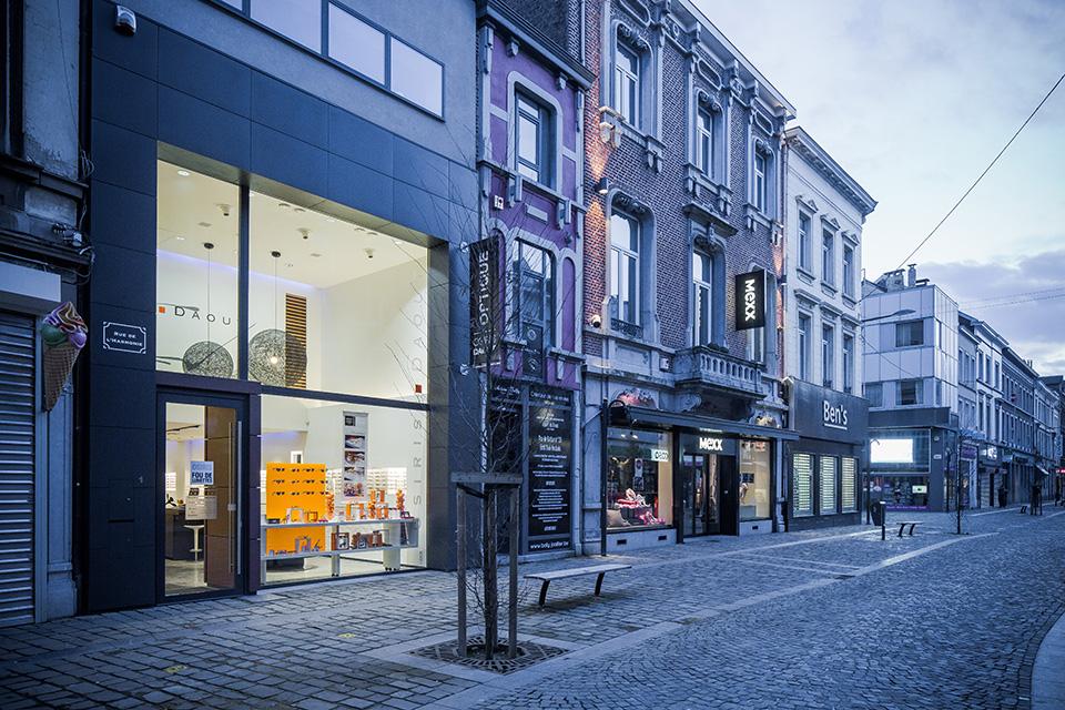 Surface commerciale <br/>Verviers